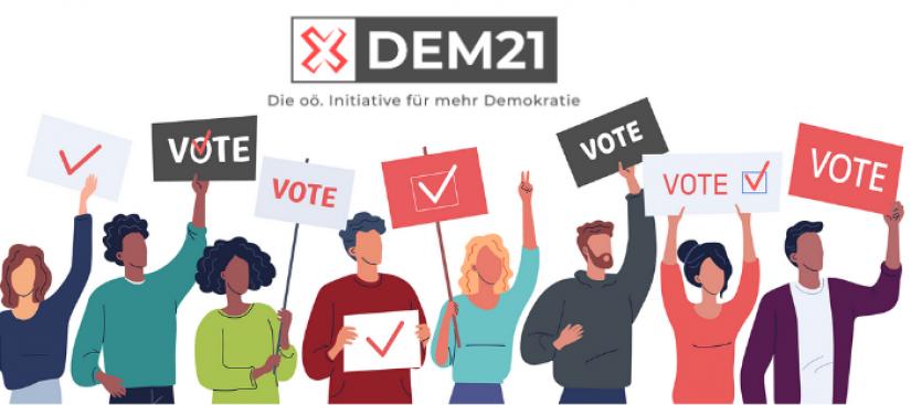 DEM21 - Die oö. Initiative für mehr Demokratie