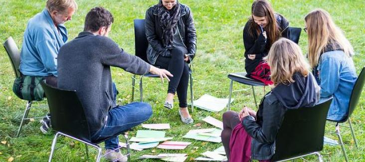 Workshops und Kampagnen-Schmiede beim mehr demokratie! camp 2018