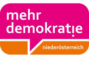 mehr demokratie! niederösterreich