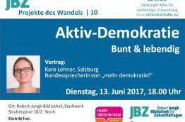 Aktiv-Demokratie Karo Lehner