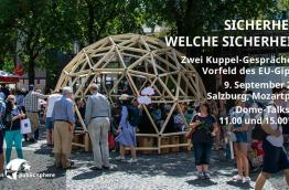 Dome-Talk European Public Sphere in Salzburg
